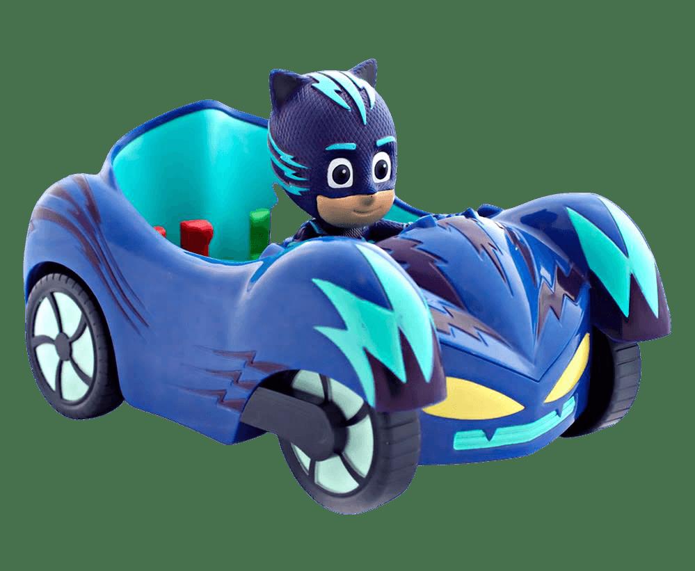 Los coches de Gatuno Pj Mask