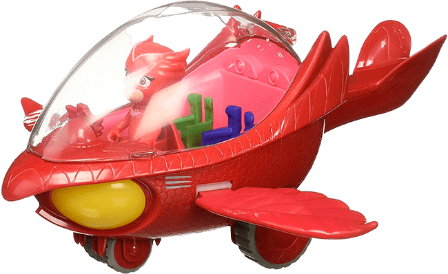 Los coches de Buhita Pj Mask